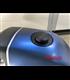 BMW K75/100/1100 Fuel Tank Gas Cap Polished with lock NOLOGO
