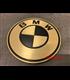 BMW K 75/100/1100/K1 TANK logo VINTAGE NR4 mosadz 70mm  2ks