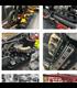 BMW K-Serie Air Intake Stainless 90° CUT version