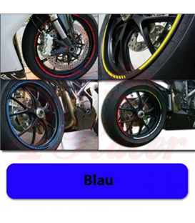 Strips for wheels   GP STYLE Rim size: 16-19 inches YELLOW