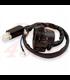 RETRO Handlebar switch left black Kawasaki KZ / Z400 / Z750 / KZ / Z900 / Z1000 / Z1