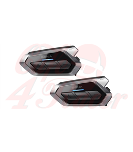 Sena 50R Bluetooth Communication System Double Pack