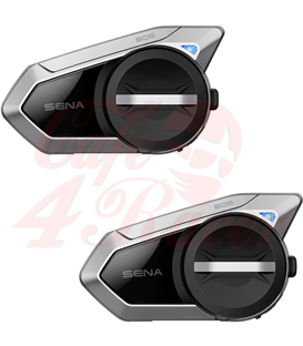Sena 50S Bluetooth Communication System Double Pack