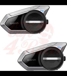 SENA Bluetooth handsfree headset 50S (dosah 2 km) pre 2  prilby