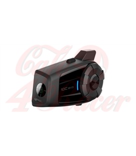 SENA Bluetooth handsfree headset Komunikátor SENA 10C EVO s kamerou 4K