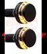 Motogadget m-Blaze Disc  (right + left) black 2pcs