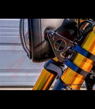 MAX Beemer Shorty headlamp holder BMW style