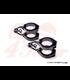 MAX Corto Black Shorty headlamp holder RETRO style