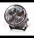 LED daytime running lights with 4 LEDs