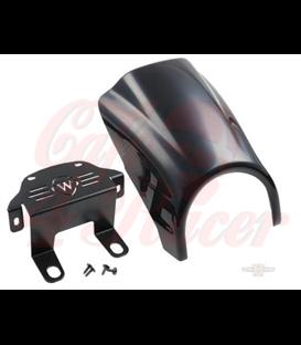 """Maska svetlometu """"Custom"""", lesklá čierna, FXBB 18-19"""