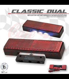 """Classic Dual"" reflector"