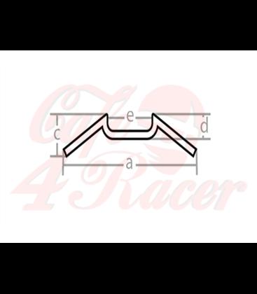 """Cafe Racer M-BAR 7/8""""  22mm"""