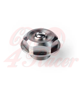 BMW  K Center Nut with Push Button for K Models with 41,3mm forks  K100 & K75 button