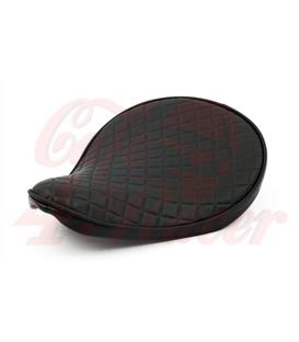 Fitzz, custom solo seat. Black Diamond. Small. 4cm thick