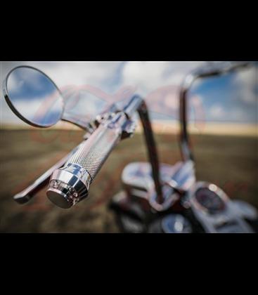 Motogadget m-Blaze Disc  (left) silver