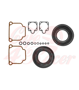 Carb gasket set  For two 32 mm Bing carbs  For BMW 2-valve models