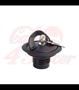 Fuel filler cap lockable  With lock cylinder  For BMW 2-valve models