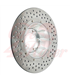 Brake disc 2-2 perforation  Deep shape  For R 45, R 65, R 80ST, R 80G/S