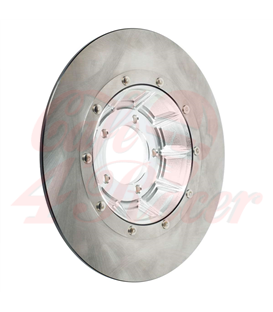 Brake disc non-perforated For BMW /6 models