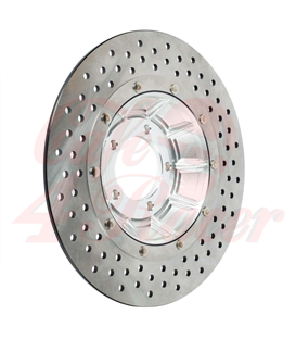 Brake disc 2-2 perforation For BMW /6, /7 models and R 65LS
