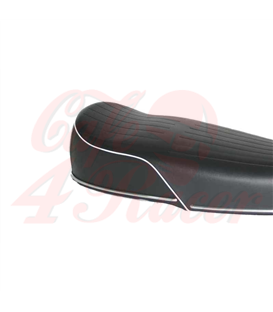 Seat cover  Longitudinal ribbed  For BMW /5 models with short swing arm