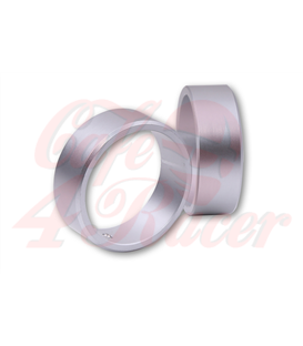 HIGHSIDER Colour ring for Bar End Weights silver