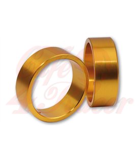 HIGHSIDER Colour ring for Bar End Weights gold