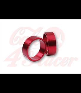 HIGHSIDER Farebný krúžok pre závažia na konci tyče červený