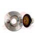 BMW K75/100  Adapter  + MONZA cap