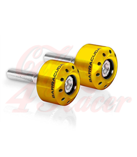 Barracuda BAR ENDS SPECIFIC FOR BMW (pair) Gold