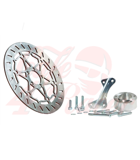 Brake disc kit 320mm with adapter  For BMW R 80G/S