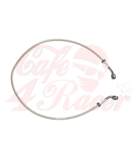 Brake line stainless steel   For  BMW R 80R, R 100R