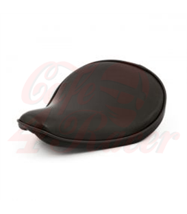 Fitzz, custom solo seat. Brown Small. 4cm thick