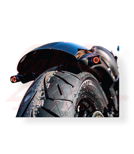 Wunderkind Indian Scout LED indicator/taillight combination '2Stripes' INB1R for fender