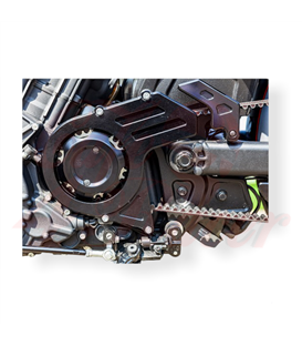 Wunderkind Indian Scout Open pulley drive