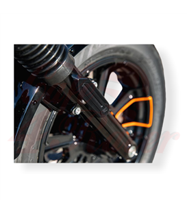 Wunderkind Indian Scout Cover for reflectors sideways Indian