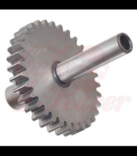 Oil & Water Pump Drive Shaft & Gear (32 tooth) - BMW K Bike 11 41 1 461 183 BMW
