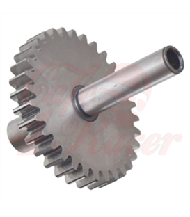 Oil & Water Pump Drive Shaft & Gear (19 tooth) - BMW K Bike  11 41 1 461 793  BMW