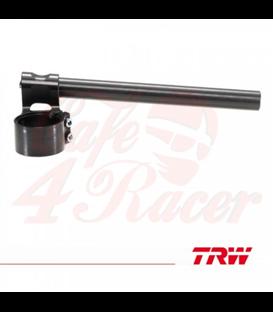 "TRW ""Comfort"" sport handlebar  black  Alu   Ø 45 mm"