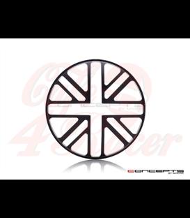 """5.75"""" Union Jack Design CNC kryt svetla"""