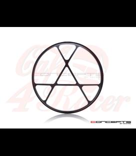 "5.75"" Anarchy Design CNC Headlight Guard"