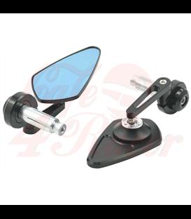 Spätné zrkadá  CNC FLAT Design Typ 1
