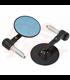 Flat Design CNC Bar End Mirror Type 3