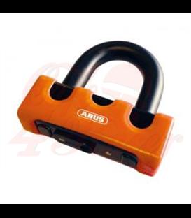 Abus, Granit Power XS 67 padlock. Orange