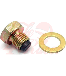 BMW K bikes Magnetic Oil Drain Plug jmp m14x150 with washer