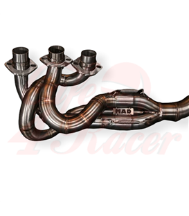MAD BMW k75 exhaust