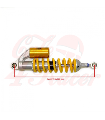 Ohlins Rear suspension R nineT BM650 (standard height)