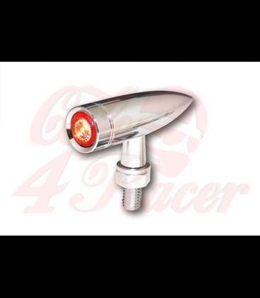 HIGHSIDER LED taillight MONO BULLET LONG