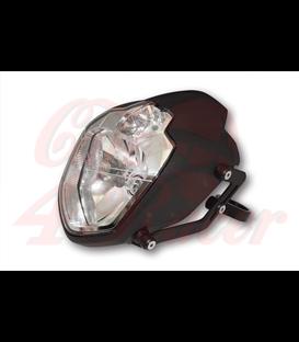 UB1 headlight set with HIGHSIDER bracket and URBAN headlight
