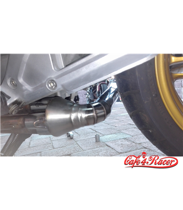 Pipe for BMW K100 right side